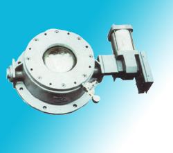 (球形气锁阀)是一种新型的快速关闭阀门,它采用国际先进的气封式结构图片
